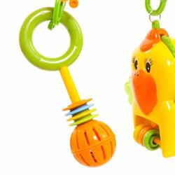 Khung treo đồ chơi có nhạc cho bé yêu phát triển giác quan
