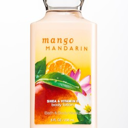 Kem dưỡng da lotion Mango Mandarin Bath and Body Works