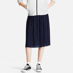 Chân váy xếp ly hãng Uniqlo - hàng nhập Nhật