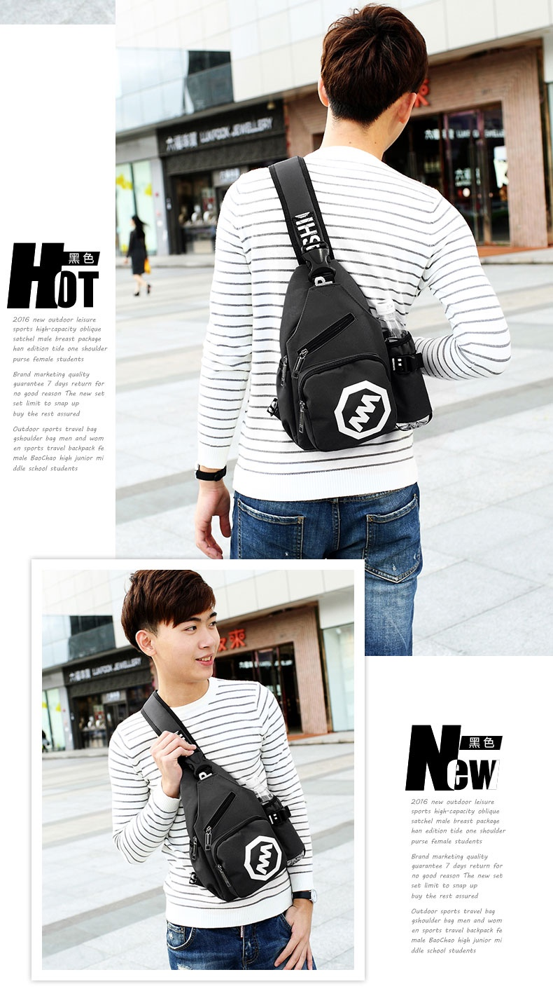 Túi đeo chéo thời trang VD01 4
