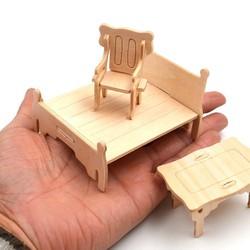 Bộ đồ chơi ghép hình bằng gỗ cho bé DSA619