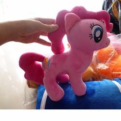 Ngựa Pony nhồi bông, thú bông Việt nam giá rẻ