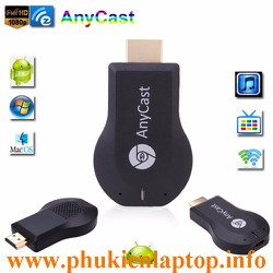 HDMI WIFI ANYCAST PLUS CHO SMARTPHONE - IPHONE - IPAD