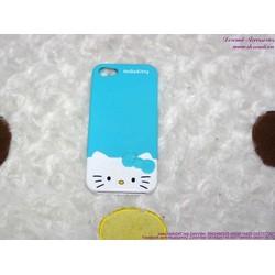 Ốp Iphone 5 nhựa cứng Hello kitty dễ thương OP85