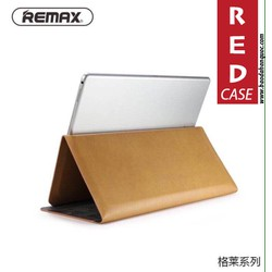 BAO DA IPAD, TABLET 10 INCH- REMAX DA THẬT- EASY CASE GẮP 3