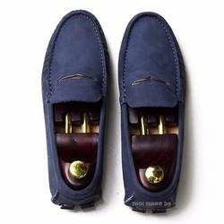 Giày da lười phong cách, sành điệu
