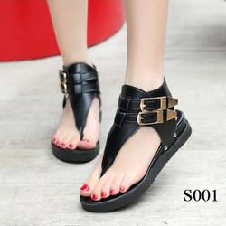 Giày sandal nữ cá tính phong cách Hàn Quốc S001D