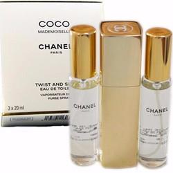 Bộ 3 chai nước hoa Chanel nhỏ nhắn sang trọng và quyến rũ