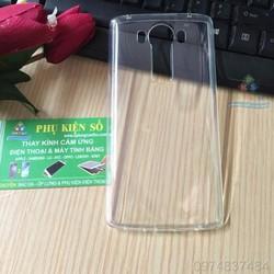 Ốp dẻo trong suốt LG V10 chính hãng Mecury Hàn Quốc