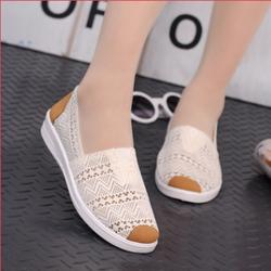 Giày lưới SlipOn Cho Các Bạn Nữ