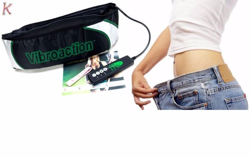 Đai massage thon gọn bụng Vibroaction 4