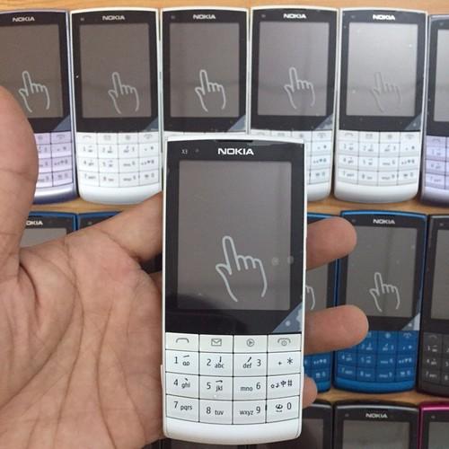 Điện Thoại Nokia X3-02 Cảm ứng main zin chính hãng có pin và sạc Bảo hành 12 tháng - 3982077 , 3501234 , 15_3501234 , 590000 , Dien-Thoai-Nokia-X3-02-Cam-ung-main-zin-chinh-hang-co-pin-va-sac-Bao-hanh-12-thang-15_3501234 , sendo.vn , Điện Thoại Nokia X3-02 Cảm ứng main zin chính hãng có pin và sạc Bảo hành 12 tháng
