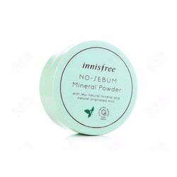 Phấn Bột Innisfree No-Sebum Mineral Powder