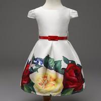 Đầm hoa - DB015