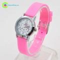 Đồng hồ Bé gái Hello Kitty DHA312-D1068 - Hồng