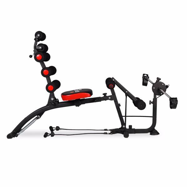 Máy tập cơ bụng New Six Pack Care 2018 có đạp chân 5