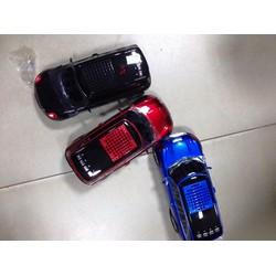 Loa bluetooth hình xe hơi