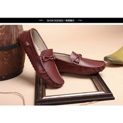 Giày lười -giày thời trang cao cấp NEW 2016