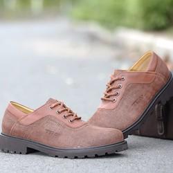 Giày tây thời trang kiểu dáng mới chất liệu mềm mại