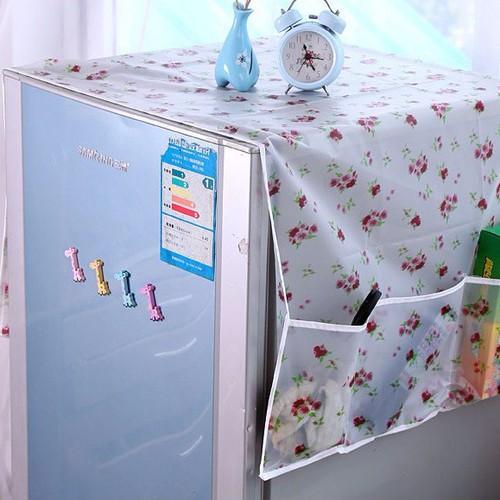 Tấm phủ che bụi tủ lạnh