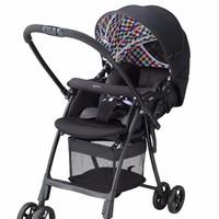 Xe đẩy trẻ em Aprica Karoon Plus HS Black 92567