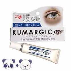 Kem trị thâm quầng mắt Kumargic Eye 20g Nhật