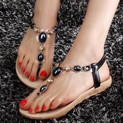 Giày sandal cực kỳ sang trọng, nâng lên vẻ đẹp của đôi chân - 102