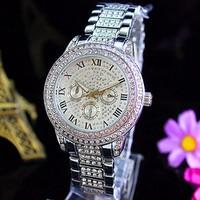 Đồng hồ nữ đính đá số la mã cho bạn gái sang trọng - 164
