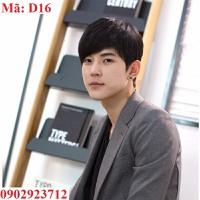 Tóc Giả Nam Hàn Quốc - D16