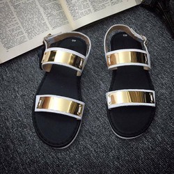 Sandal da thật nam V-SHOP D029
