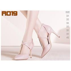giày cao gót quyến rũ