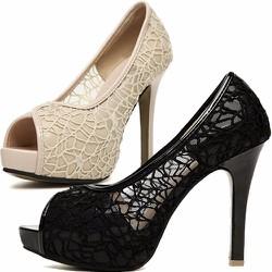 Giày cao gót nữ quý phái sang trọng - 177
