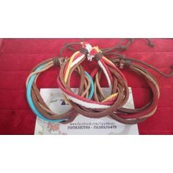 3 vòng dây tay nhiều màu