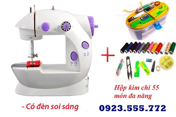 Máy khâu mini - máy may 1