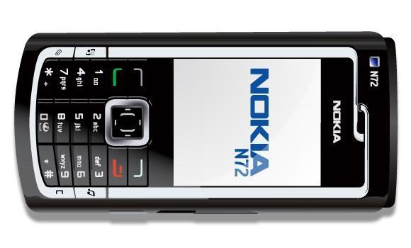 NOKIA N72 8