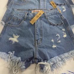 Quần shorts nữ thông dụng dể phối áo cho nàng tha hồ lựa chọn-165