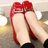 Giày nữ búp bê dễ thương xinh xắn cho nang them iu - 155