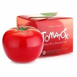 Mặt nạ cà chua dưỡng trắng Tomatox Magic White Massage Pack Tonymoly