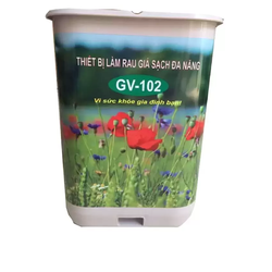 Thiết bị làm rau giá sạch đa năng GV-102 phiên bản mới 2016