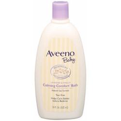 Sữa tắm cho bé Aveeno Baby hương Lavender and Vanilla 532 ml