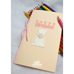 Thiệp sinh nhật Xinh