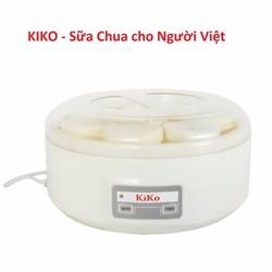 Máy làm sữa chua 16 cốc KiKo