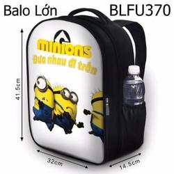 Balo học sinh Bộ phim Minions đưa nhau đi trốn HOT - VBLFU370