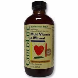 Childlife Tổng hợp các Vitamin Multivitamin