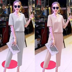 Sét quần áo thời trang Hàn Quốc