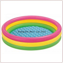 Bể bơi trẻ em intex 58924 86cm-25cm