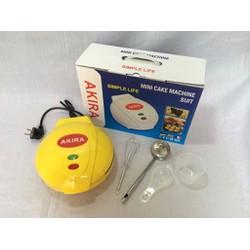 Giới thiệu sản phẩm Máy nướng bánh hình thú AKIRA