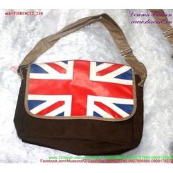 Túi đeo đi học đi chơi lá cờ năng động sành điệu TDHDC22