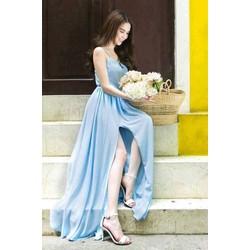 KP068 - Đầm maxi Ngọc Trinh
