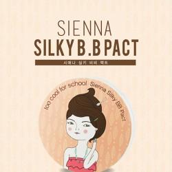 Phấn phủ dạng nén Sienna Silky BB Pact SPF 30 PA+++